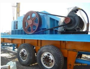 2pg High Intensity Rollor Cruhser/Stone Crusher Machine/Mobile Crusher with Crusher Plant for Sale pictures & photos