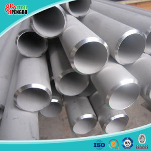 201 304 Polished Welded Stainless Steel Pipe List for Decoration pictures & photos