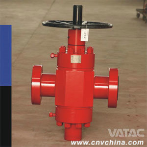 Rising Stem RF API 6A Gate Valve with Handwheel Operated pictures & photos