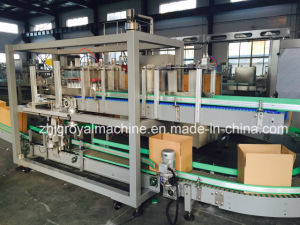 Carton Box Forming Filling Sealing Machine pictures & photos