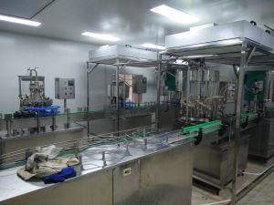 Full Automatic 3000L/H Dairy Processing Line pictures & photos