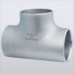 PED 3.1 Stainless Steel Equal Tee