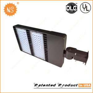 High Quality Dlc Listed LED Parking Lot Light 200W pictures & photos