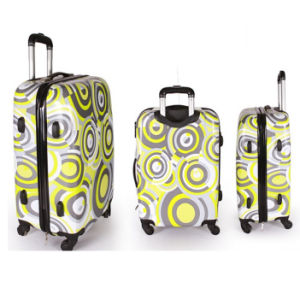 PC Luggage Set with Printing (HTAP-550) pictures & photos