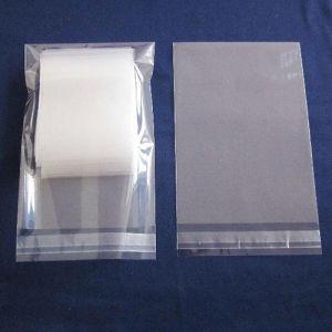 Plastic Transparent OPP Self Adhesive Plastic Bags pictures & photos