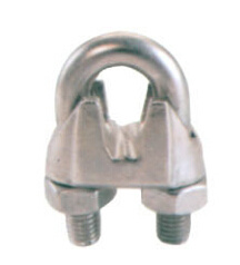 Wire Rope Clip, Carbon or Malleable Steel pictures & photos