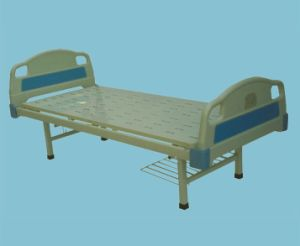 Bossay Flat Hospital Bed for Patients pictures & photos
