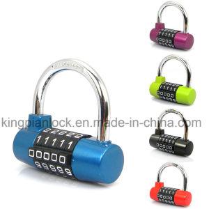 5 Code Digital Combination Padlock for Door pictures & photos
