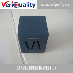 Candle Boxes Quality Control Inspection Service at Guangzhou, Guangdong pictures & photos