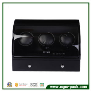 Hot Sale Hold 3+4 Watch Winder with Drawer pictures & photos