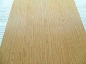 Shunde Smooth Surface Classic Pine Color PVC Flooring pictures & photos