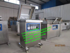 Hot Sale Commercial Automatic Vacuum Packing Sealing Machine pictures & photos