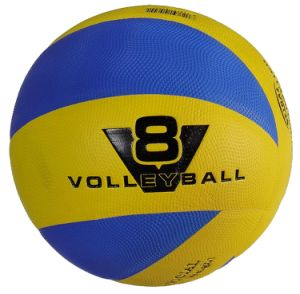 Professional PU Soft Volleyball pictures & photos