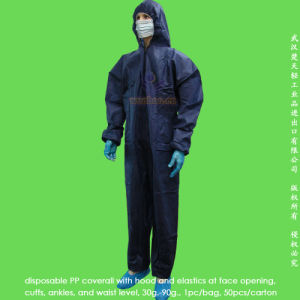 Disposable Medical Protective Gown pictures & photos