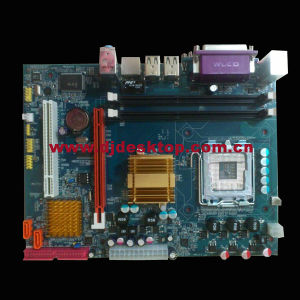 Desktop Motherboard Gm45-775 with Intel Celeron D Socket 775 CPU pictures & photos