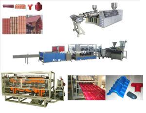 PVC Wave Roof Tile Extrusion Machine/Production Line