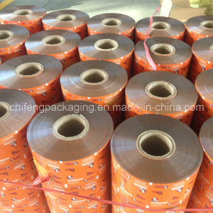 Sachet Packaging Film Roll pictures & photos