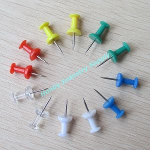 Wholesale 23mm Plastic Head Map Push Pin pictures & photos