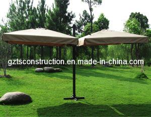 Outdoor Aluminum Roman Cantilever Umbrella pictures & photos