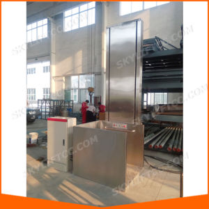 4m Hydraulic Electric Wheelchair Lift Platorm with Cheap Price pictures & photos