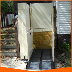 Vertical Platform Lift for Disabled pictures & photos