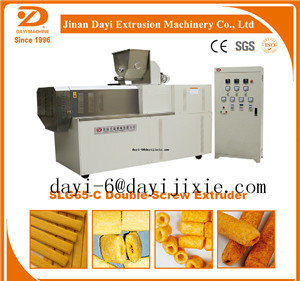 Puffed Snack Food Making Machine/Snack Food Process Line pictures & photos