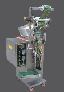 Dxdk Series Pillow Automatic Sachet Packaging Machine pictures & photos