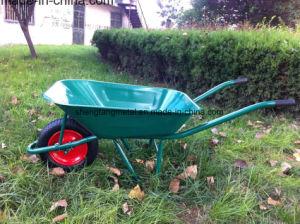 Europe Popular Model Cheap Wheelbarrow pictures & photos