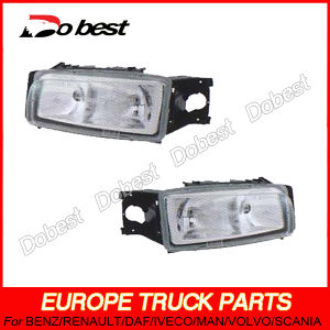 for Renault Premium Vers. 1 Truck Parts Head Lamp pictures & photos