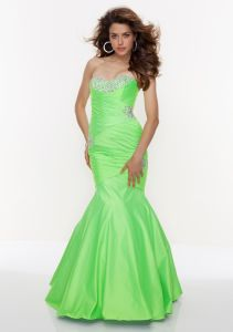 Beading Tmermaid Long Prom Dresses (PD3011) pictures & photos