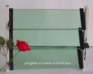 Frosted Tempered Glass for Blind Louvre pictures & photos