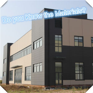 Factory Prefabricated Light Steel Frame Structure Building pictures & photos