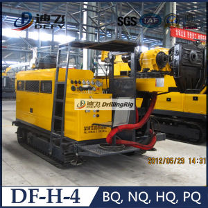 Diamond Prospecting Drill Rig Equipment with Full Hydraulic Drilling System pictures & photos