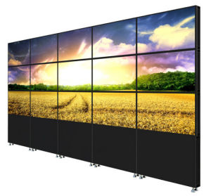 46 Inches Ultra Narrow Splicing Screen pictures & photos