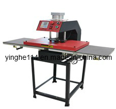 Hot Sale Pneumatic Double Station Heat Press Machine pictures & photos