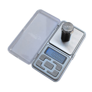 Backlight Jewelry Scale with AAA Battery (XF-668B) pictures & photos