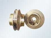 Uns C87800/C95200/C96400/C95700/C93700 Impeller (pump impellers, compressor impellers, blower impellers, turbine impeller, Closed Impeller, Open Impeller) pictures & photos