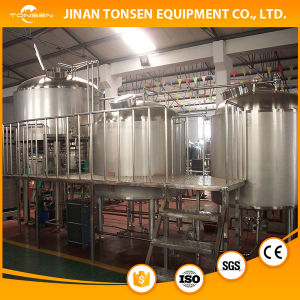 1000L Steam Jacket Brew Kettle, Beer Mush Tun pictures & photos