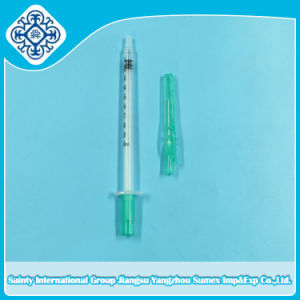 Functional Blood Collection Syringe for Arterial Analysis pictures & photos