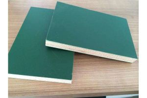 Plastic Film Faced Plywood for Construction pictures & photos