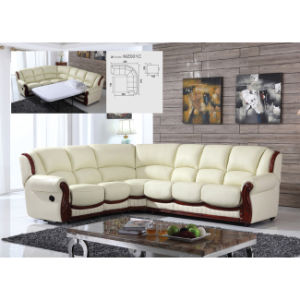 Modern Living Room Recliner Sectional Sofa Mz001c pictures & photos