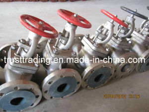 Bronze Flanged Stop Valve pictures & photos