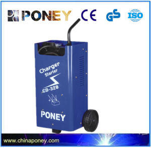 Poney Car Battery Charger CD-200/320/400/500/600b pictures & photos