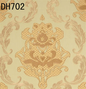 New Design High Quality Wall Paper (Size: 53CM*10M) pictures & photos