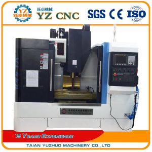 Full Enclosure Machine Guard CNC Milling Machine Factory pictures & photos