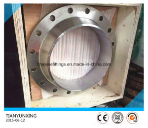 Stainless Steel ANSI B16.5 F321 Welding Neck Flange pictures & photos