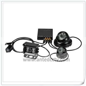 High Quality HD 1080P Weatherproof Car Video Camera with Night Vision for Vehicle Surveillance System pictures & photos