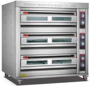 Deck Baking Oven (RM-3-3D) pictures & photos