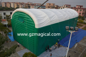35X12X12m Custome Inflatable Hangar Tent (mic-562) pictures & photos