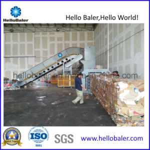 Hellobaler Automatic Paper Baling Machine From China pictures & photos